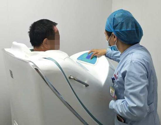 体外药离子渗透技术